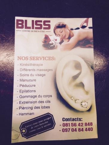 Bliss Salon Kinshasa