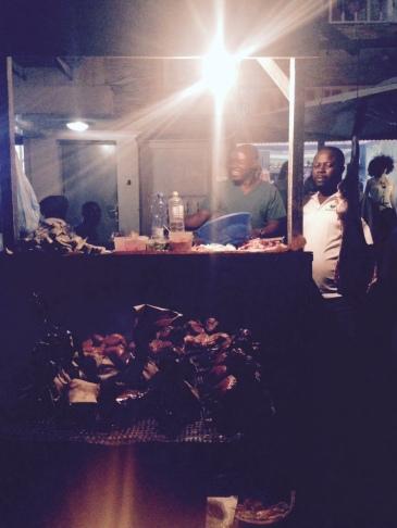 Goat meat Kinshasa