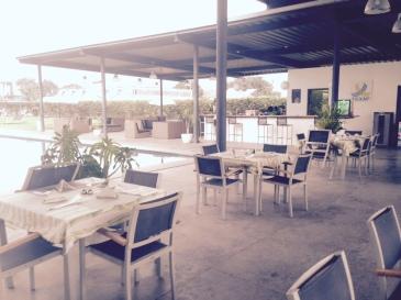 Utex Africa Restaurant Kinshasa