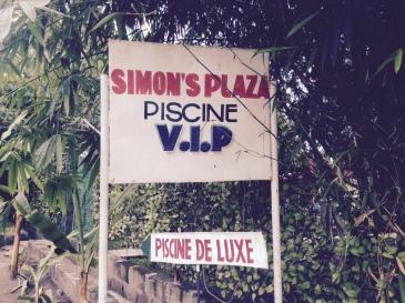Simon´s Plaza in Kinshasa
