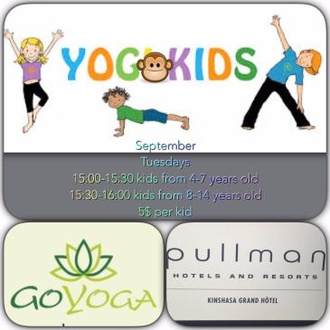 Yoga Kids Kinshasa