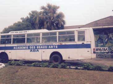 Académie de Beaux-Arts - Fine Arts Academy of Kinshasa