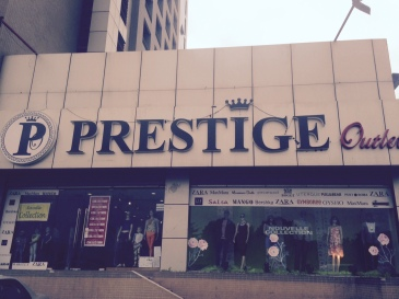 PRESTIGE - Retail shop in Kinshasa