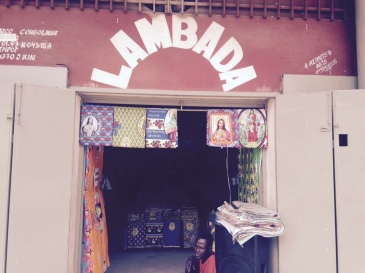 LAMBADA - Wax Tissue shop Kinshasa