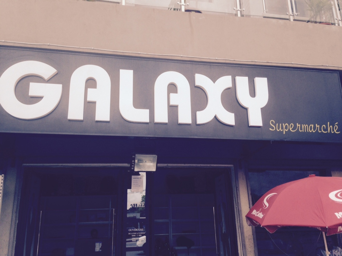 GALAXY Supermarché