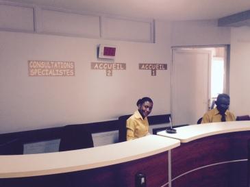 CMK Medical Specialists Kinshasa