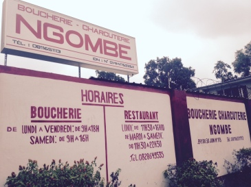 Butcher / Boucherie (Where to buy meat)